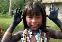 Embera - Panama / About Embera #PANAMA / by Panama Tips