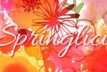Springlicious 2014 / MECS' 1st Springlicious Client Appreciation event! / by SFU MECs