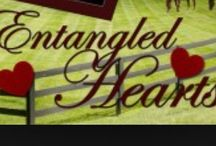 Entangled Hearts Volume I / Hey Pinners!! Have you read Entangled Hearts Volume I & II that began the Harts of Arizona Series? This board visually walks you thru all of my inspirations, ideas, and even the actors/actresses I envision as the main characters...Take a peek!