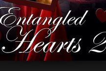 Entangled Hearts Volume II / Hey Pinners!! Have you read Entangled Hearts Volume I & II that began the Harts of Arizona Series? This board visually walks you thru all of my inspirations, ideas, and even the actors/actresses I envision as the main characters...Take a peek!