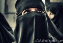 my beautifull niqab/sitar