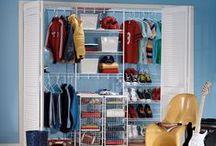 Kid's Room Organization