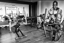 Salle de musculation à Brest / matériel disponible dans la salle à Brest pour travailler la musculation http://www.sybe-sport.com/index.php/services/85-musculation-brest