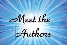 Author Bios - Meet the Authors / In the world of words, writers and authors motivate, arouse and inspire our imagination.  Meet these talented and creative people whom you invite into your world.  Please message me to post your bio. / by Pat Bradley, Author