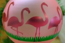 Flamingos are awesome / For awesome flamingos