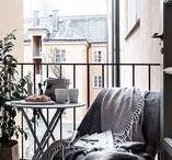 Cozy Summer Balcony