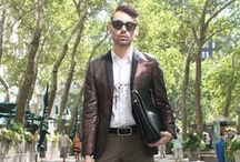 Men's Fashion & Style / #menswear / by Andrew Villagomez