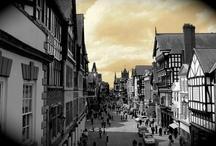 Romantic Chester / Chester, perfect for a romantic UK city break