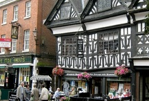 Visiting Chester and Cheshire