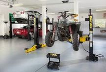 Garage only / Perfect garages, messy garages, useful garages, neat stuff.