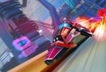Games: Wipeout