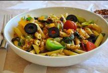 Pasta / Whole wheat pasta recipes.  #Italian #recipes #soba noodles #Thai noodles #Indian noodles