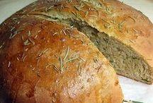 Bread / #vegan #vegetarian #healthy #recipe #low fat #high protein #bread #naan #tortillas #flat bread