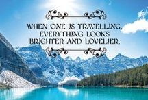 Quotes / Great quotes about travel