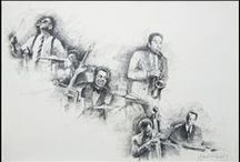 JaZz / Series of my paintings about JaZz...