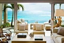 Take me away.....breath taking rooms & views / Breath taking rooms, views and interiors..... from homes, hotels, resorts and apartments.