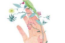 Inspiring Illustration Styles