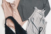Cute clothes❤️ / Shorts, sweaters, shirts, tops...❤️☺️