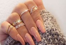 Nails❤️ / Lovely nails☺️