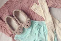 Pyjamas, slippers, socks, loungewear❤️
