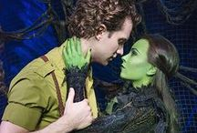 Favorite Onstage Theater Couples / #Swoon.