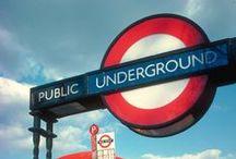 We <3 London / Reasons why we love London.