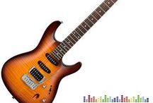 Guitarras Eléctricas Ibanez / Guitarras alta calidad Ibanez