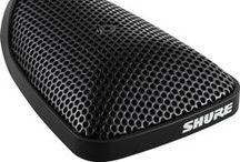 Shure / Audio profesional