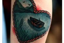 Tattoos I Like and or want / by Becca Gardin