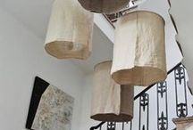 lamps & light..candle holders