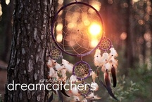 "Dream Catcher / ""Hope lies in dreams, in imagination, and in the courage of those who dare to make dreams into reality."" - Jonas Salk"