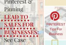 Pinterest Made Easier / by Batson Group Marketing and PR
