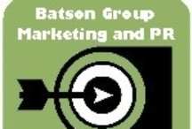My Writers, Artists, Chefs and more / BGMPR is fortunate to have such creative friends to enjoy and support, / by Batson Group Marketing and PR