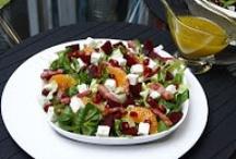 Culinária - Saladas / by CM MF