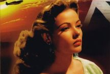 Gene Tierney - the most beautiful woman ever
