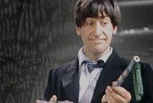 Doctor Who:The Second Doctor / by Gangsta Fella
