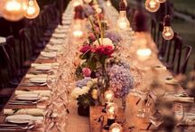 Party ideas! / Ideas for parties and events!