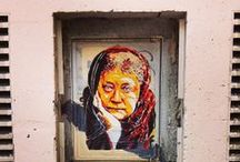 Barcelona Street Art / Bonavista makes you discover Barcelona from another point of view