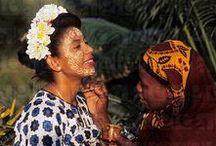 ISLAS COMORES / Naturaleza, fauna y gente de las Comores