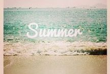 Summer inspiration / Because we are dreaming about summer all year long...
