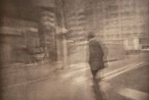 Photo Pinhole 1 / experiments with analog - and pinhole photo