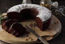 Dessert/Cakes/CupCakes / Recettes de gâteaux, tarte, crêpes, choux...
