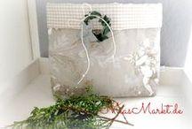 Weihnacht / Für die liebevolle Jahreszeitdekoration, für das Schenken ...