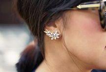 Jewelry / Colliers, bracelets, boucles d'oreilles...