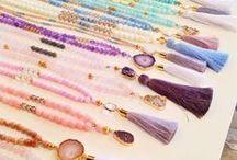 Jewelry - Tassels