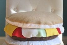 Pillows Teens Adore / These fun pillows are a must for any teen. Have fun and enjoy. Go and make your home beautiful.