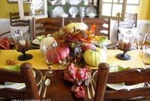 Great Ways to use Table Runners