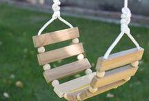 MOLLIE ♥ Outdoor-DIY / Ab in den Garten! Hier findet ihr tolle Inspirationen für verschiedene Outdoor-Ideen. Probiert sie selbst aus und genießt eure sommerlichen Abende ganz entspannt im Garten :)