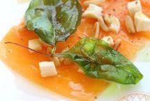 Les recettes avec du melon / Je regroupe ici des jolies idée des recettes avec du melon !
