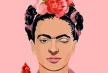 Mexico - Frida KAHLO
